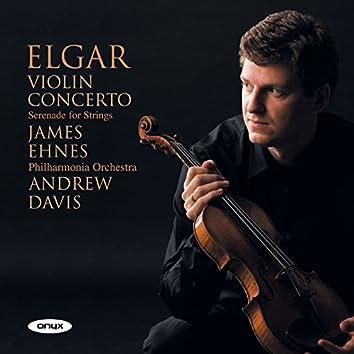 Elgar: Violin Concerto etc