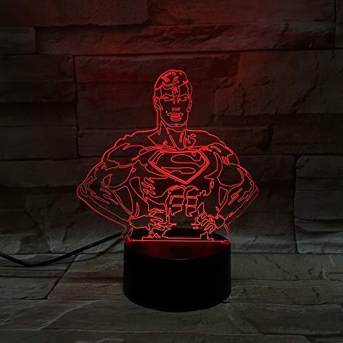 jiushixw 3D acryl nachtlampje met afstandsbediening kleurverandering tafellampen digitale goede film lava lente strik geheime liefde eten boom outdoor solar tafellamp adelaar