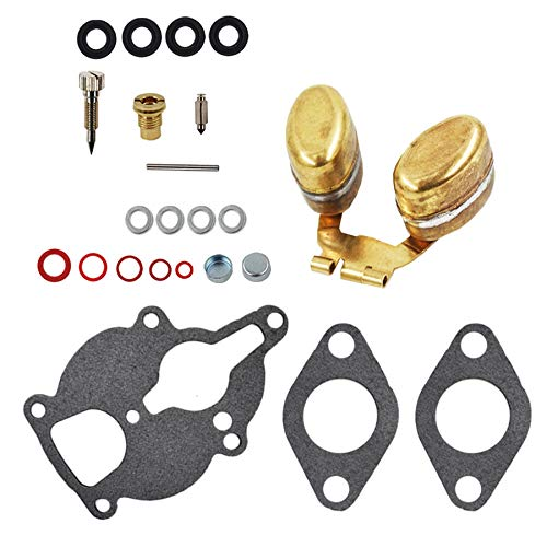 ALL-CARB LQ39 Carburetor Repair Kit Float Replacement for Zenith Wisconsin Engine AENL VH4D TRA THD AHH TJD TRA12D VHD