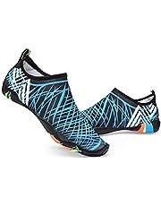 Water Shoes,Men Women Water Shoes Barefoot Quick Dry Aqua Shoes for Swim Walking Yoga Lake Beach Boating