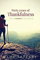 Forty Years of Thankfulness