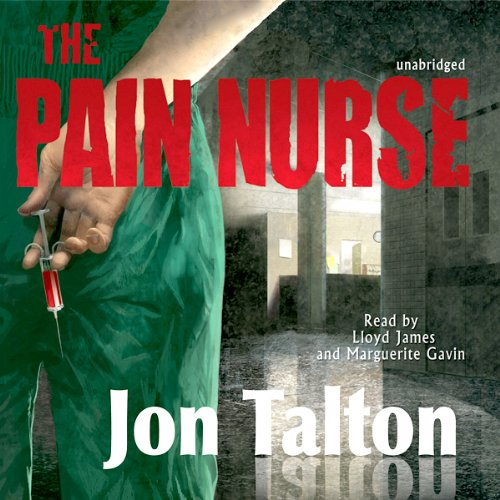 The Pain Nurse audiobook cover art