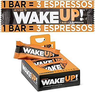 Jesse's WakeUP Bar =