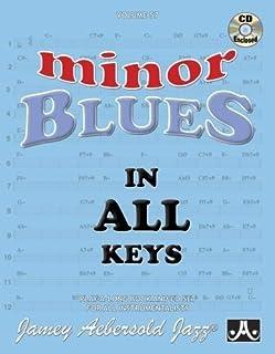 Minor Blues in All Keys: Jazz Play-Along Vol.57