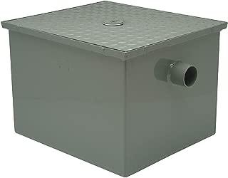 Zurn - GT2700-15-2NH - 13-3/8H x 16-3/4W x 9-3/8 Grease Interceptor Trap, 15 gpm