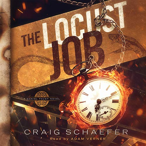 The Locust Job  By  cover art