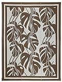 Faulkner Deluxe 48933 Multi-Purpose Sahara Mat, 9' x 12', Brown