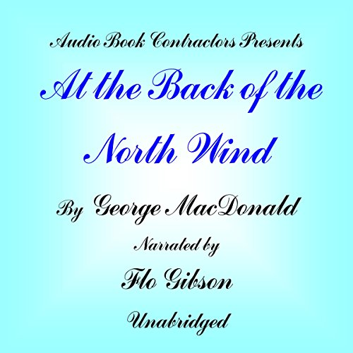 At the Back of the North Wind audiobook cover art