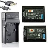 Original VHBW fuente de alimentación para Sony handycam dcr-sx85e//hdr-hc9e