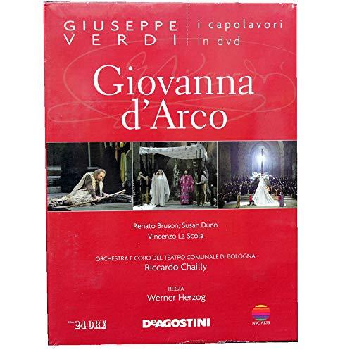 Giuseppe Verdi - I capolavori in DVD - Giovanna d'Arco