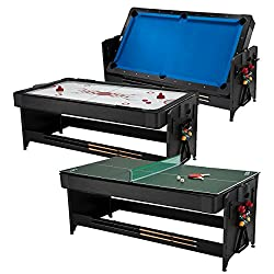Fat Cat Original 3-in-1, 7-Foot Pockey Game Table