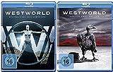 Westworld Staffel 1+2 [Blu-ray]