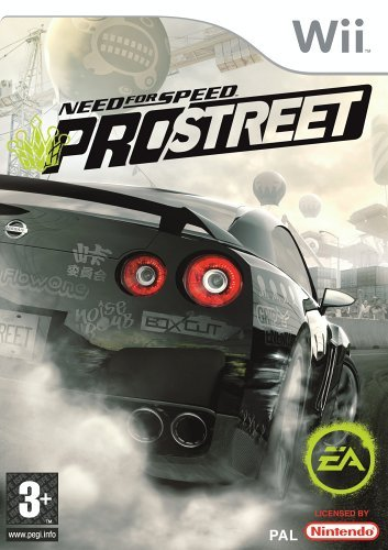 Need for Speed: ProStreet (Wii) [video game]