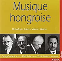 Musique Hongroise: 20th Century Hungarian Works by Terebesi (2004-01-13)
