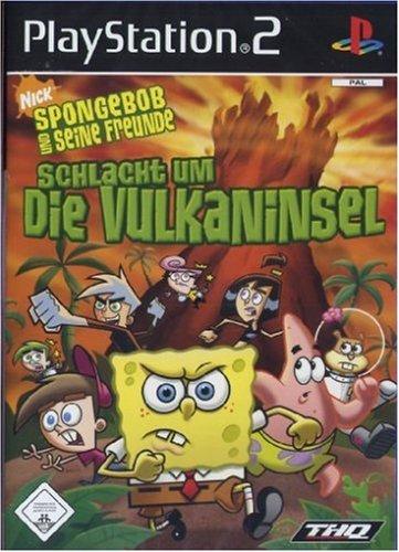 SpongeBob & Freunde - Schlacht um die Vulkaninsel