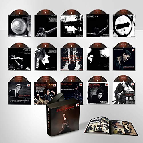 A Life In Music (Box 21 Cd 2004 - 2020)