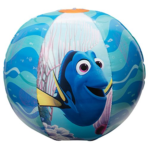 Speel Goed DDO 7057 – Dory – Ballon de Plage 3D Jouet, Sport, 33 cm