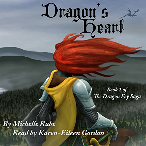 Dragon's Heart audiobook cover art