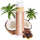 COCOSOLIS Aloha – Super Abbronzante con Vitamina E, Olio Corpo Abbronzante – Crema solare Bio Oil per...