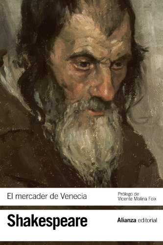 El mercader de Venecia (El libro de bolsillo - Bibliotecas de autor - Biblioteca Shakespeare)