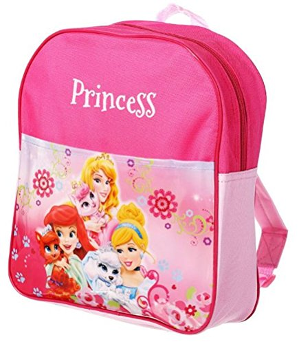 Rucksack Tasche Kinder Disney Princess Palace Pets