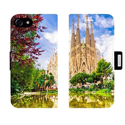 Barcelona City Victor Case para iPhone 6/6S/7/8/SE2