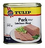 Tulip Danish Pork Luncheon Meat, 340g Product of Denmark