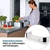 REER Barrière de protection pour cuisinière 'DesignLine' protection de cuisinière...