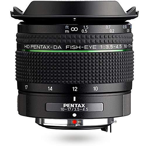HD PENTAX-DA FISH-EYE 10-17mm F3.5-4.5 ED 対角魚眼ズームレンズ, EDガラスを採用しコントラストが高くクリアでシャープな描写を実現, レンズ先端から約2.5㎝の最短撮影距離, 小型軽量設計, ペンタックス一眼レフKシリーズはボディ内手ぶれ補正搭載 23130