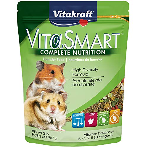 Vitakraft Menu Vitamin Fortified Hamster Food