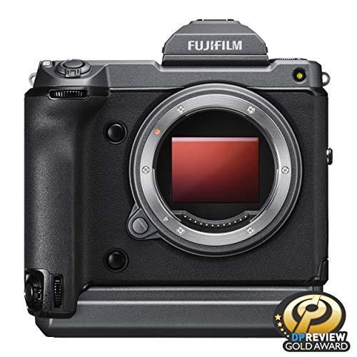 Fujifilm GFX 100 102MP Medium Format Digital Camera