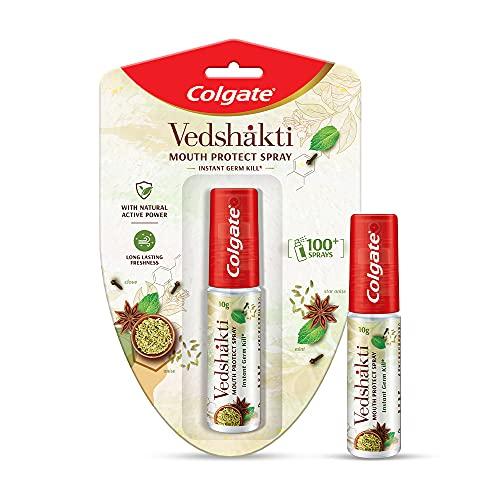 Colgate Vedshakti Mouth Protect Spray - 10gm