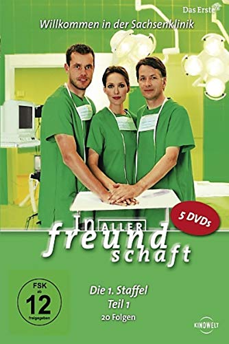 Staffel  1, Teil 1 (5 DVDs)