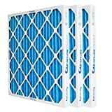 Airflow Products 16x25x2 MERV 10 Pleated Home A/C Furnace Air Filter (12-pack)