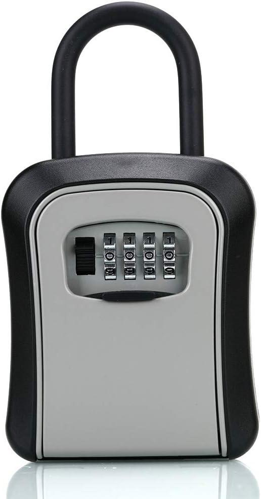 ABRA FOX Key Lock Box Combination with Lockbox K House Japan's largest assortment 100% quality warranty! for Code