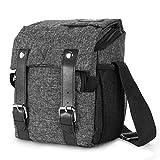 DSLR-Kameratasche,SLR-Taschen,SLR-Schultertasche Essex Fototasche für Spiegelreflexkameras mit...