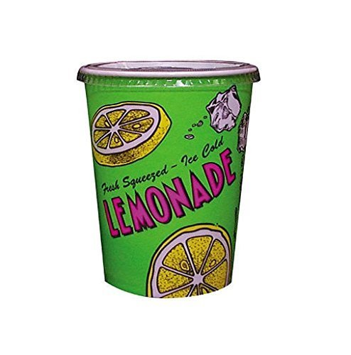 Wax Lemonade Cup - 32 oz. - 480 ct. by Gold Medal
