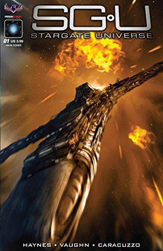 Stargate Universe #1 (English Edition)