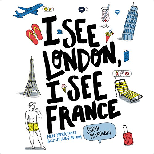 I See London, I See France audiobook cover art
