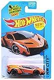 Hot Wheels 2014 HW City Lamborghini Veneno - Orange [Ships in a Box!] by