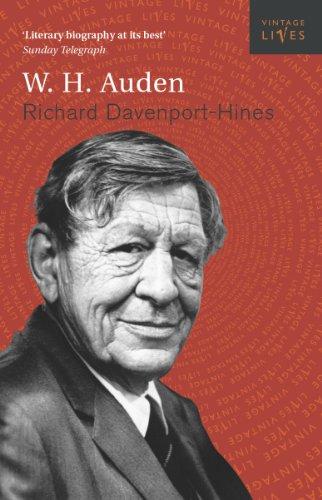 Auden (Vintage Lives Book 1) (English Edition)