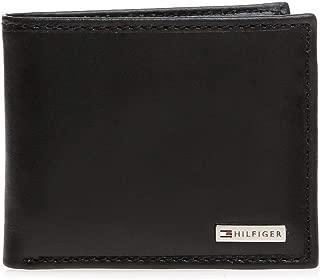 Tommy Hilfiger Men'S Fordham Passcase Billfold Wallet [31Tl22X053]