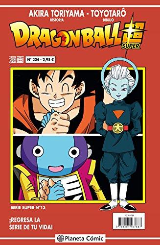 Dragon Ball Serie roja nº 224 (Manga Shonen)