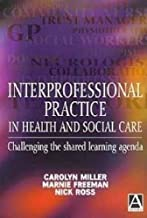interprofessional practice in health and social care