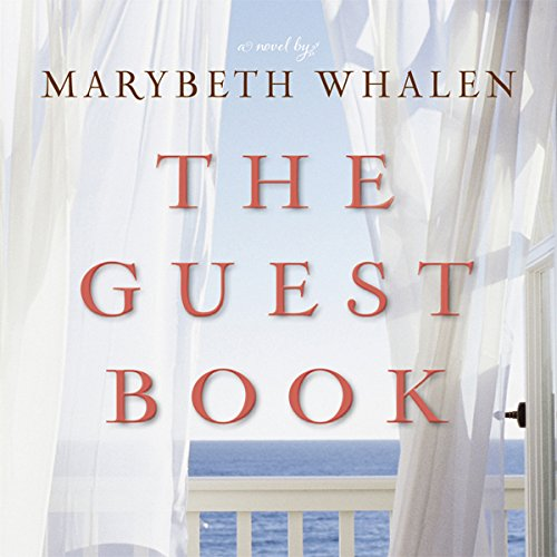 The Guest Book audiobook cover art