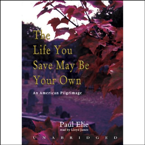 The Life You Save May Be Your Own audiobook cover art