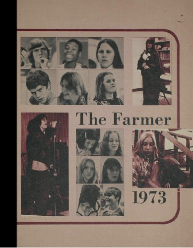 (Reprint) 1973 Yearbook: Lewisville High School, Lewisville, Texas