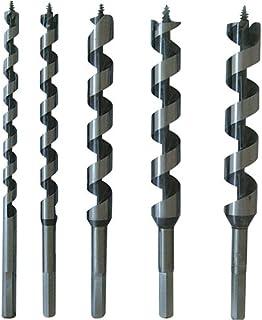 Silverline 298528 Auger Bit Set 10-25 mm - 5 Pieces