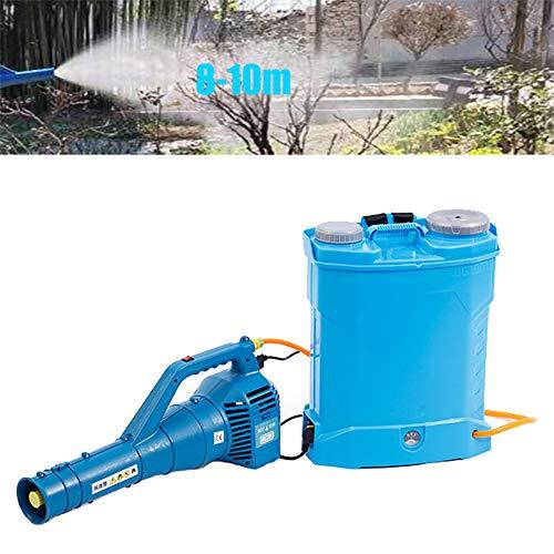 SHIXUE Portátil Eléctrica Pulverizador, Pulverizador Eléctrico Utilizado para Desinfección por Aspersión En Huerto (9000 R/Min)