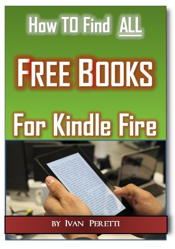 how to get free books on kindle fire
